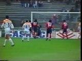Genoa - Castel di Sangro 1-3 All goals Serie B 1996/1997