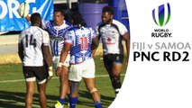 Fiji v Samoa - PNC Tries & Highlights