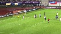 Le coup franc sublime de James Rodriguez lors de Real Madrid - Inter 3-0 - International Champions Cup 2015