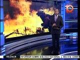 Bomberos de EE.UU. controlan incendios forestales en California
