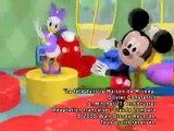 mickey, maison, de, fête, playhouse, disney, animation, clip, musique