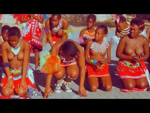 Umkhosi Womhlanga Virgins - Sobalobolela