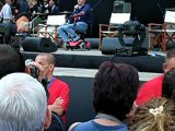 VDay - Beppe Grillo: Mauro Gallegati sul precariato