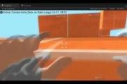 Unity3D FPS Parkour System V1  Demo Web Player