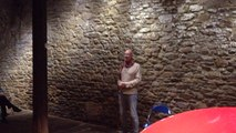 Vincent Ségal joue au musée