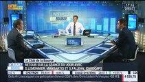 Le Club de la Bourse: Sébastien Lemonnier, Sébastien Faijean et Vincent Ganne - 27/07