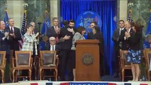 2015 Wisconsin Governor Inauguration