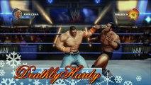 John Cena vs The Rock - WWE All Stars (New Video Game) Gameplay