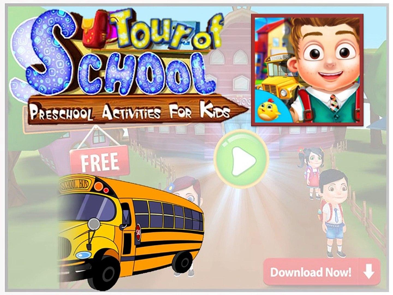 Tour of School Preschool Activities for Kids