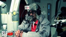 """Snoop Dogg & Wiz Khalifa """"House Party"""" Freestyle @ 93.9 WKYS """"EZ Street Show"""" with DJ EZ Street, 12-08-2011"""