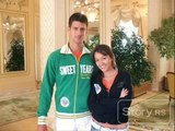 Novak Djokovic and Jelena Ristic....Made For each Other