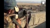 Syrien: Kurdische Einheiten vertreiben IS-Miliz aus Sarrin