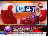 Paula Chaves y Pedro Alfonso más enamorados que nunca