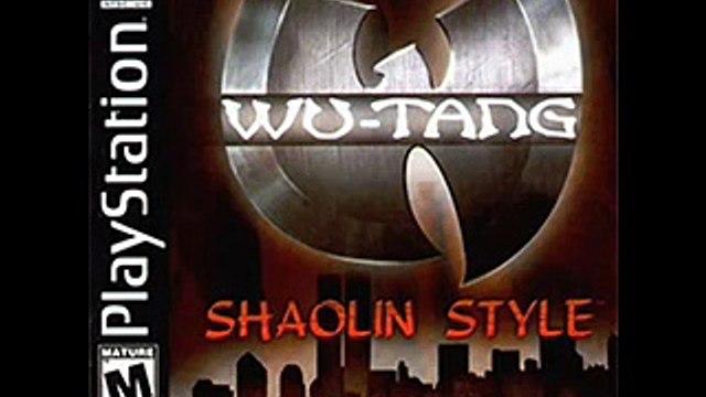 Wu-Tang Clan - Shaolin Style - Shaolin Temple