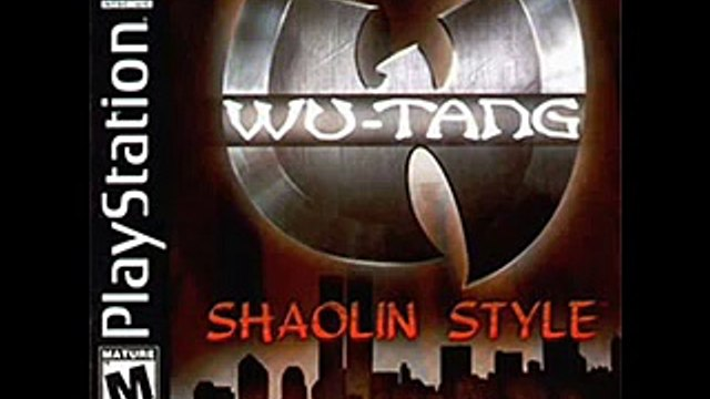 Wu-Tang Clan - Shaolin Style - Earth Man
