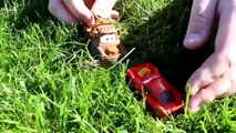 Disney Pixar Cars Lightning McQueen and Mater go to Sodor to meet Thomas the Train