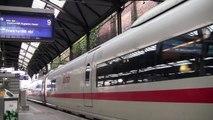 Aachen Hauptbahnhof, North Rhine-Westphalia, Germany - 26th February, 2015