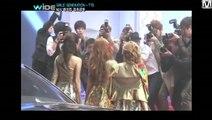 SNSD TTS Twinkle MV w/ Chanyeol Baekhyun Sehun Kai Behind the scenes May 3, 2012 GIRLS' GENERATION