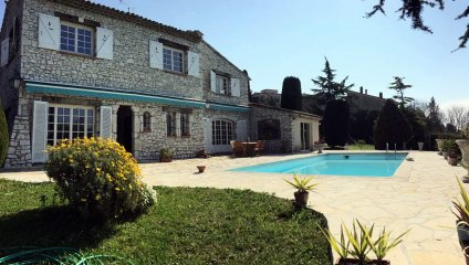 A vendre - Maison/villa - Nice (06100) - 7 pièces - 320m²