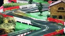 05/12/11 - Campeonato de Scalextric (Rallye Slot) en La Nucía.