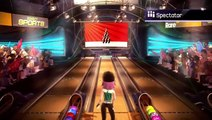 Bowling Kinect Sports starring starring TrinityQiTrance 720P gameplay
