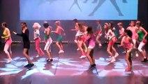 """TONIC DANCE PRISCA CAEN-""""LE COURS""""- Spectacle 2012 ecole de danse Sophie Berra"""