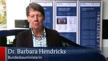 """Hendricks besucht das Berliner Modellprojekt """"Effizienzhaus Plus mit Elektromobilität"""""""