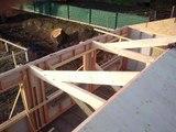 France Construction maison container kit plots béton Bretagne