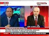 RUI RIO SIC NOTICIAS 2/4 - RESPONDE ÀS MENTIRAS DA CDU E BE