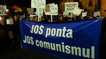 Miting de protest împotriva lui Victor Ponta la Cluj - 8.11.2014