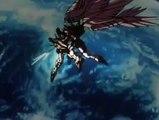 New Mobile Report Gundam Wing Endless Walz - Wing Gundam Zero Custom