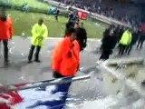 Derby Lyon Asse  Virage Nord Bad Gones