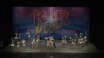James Bond 007, Dance Express - KAR National Dance Competition 3/26/11