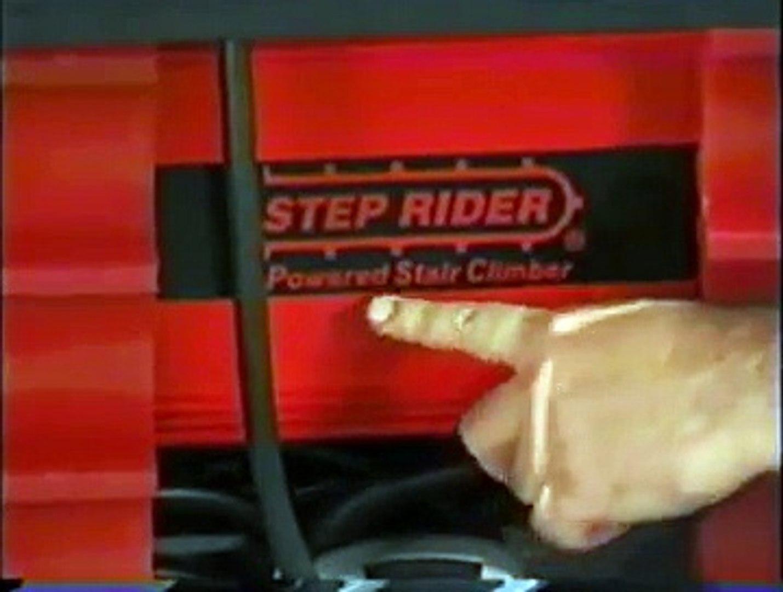 Steprider Stair Climbing Hand Truck