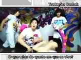 ★ Super Junior-H - Pajama Party [Legendado em PT-PT]