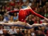 Gymnastics Floor Music - Circus