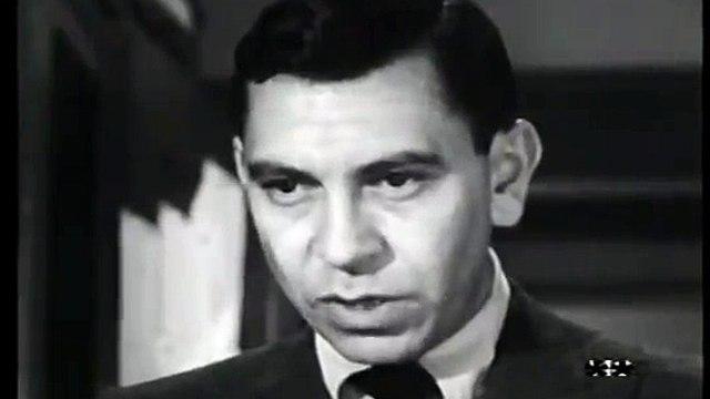 "Dragnet Jack Webb ""A Phony Badge"" Classic Speech 1954"