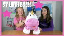 BG Review: Stuffies!!! How Much Stuff Can You Stuff in this Stuffed Animal?