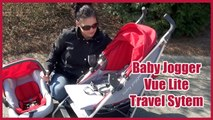 Baby Jogger Vue Lite Travel System Review by Baby Gizmo