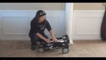 Quinny Zapp Xtra Stroller with Folding Seat Review by Baby Gizmo
