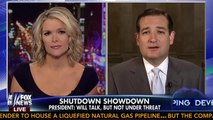 Ted Cruz debuts new haircut, Megyn Kelly debuts new show