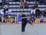 videos de saltos mortales Capoeira - French Open 2002(mikel