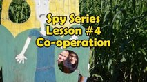 Spy Series - Cooperation - Bethany G in a Corn Maze