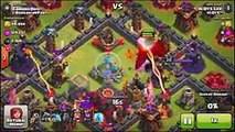 Clash of Clans Attacks 400,000 BARBARIANS Subscribers Funny Fail Clash of Clans Clips Montage