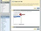 Adding a Wiki & Quick Managing Wikis in Blackboard 9.1