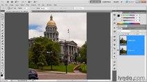 Photoshop tutorial: The Auto-Align Layers command | lynda.com
