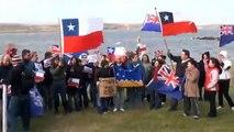 The Chileans Support the UK and Falklands! \ Los Chilenos Apoyamos Las Islas Falklands y a GB!