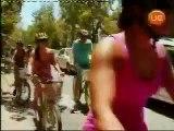 """""""Contacto"""" entrevista a Peter Murphy Lewis de La Bicicleta Verde, Tourism, Santiago, Chile"""
