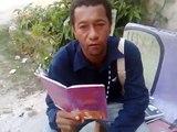 miro o grande poeta de MURIBECA