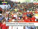 Presidente Chávez aprueba recursos para la construcción de 4 mil viviendas en el Zulia